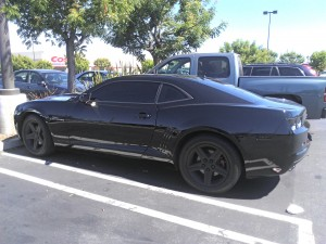 newer camaro