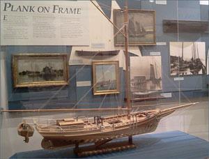 skipjack boat model