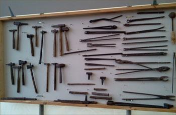 boat rebuilding tools