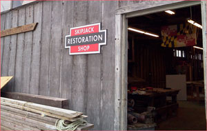 skipkack restoration shop