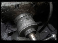cylinder head measurement handle
