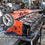 Chevy GM remanufactured engine builder
