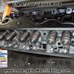GM 4.3 valve job