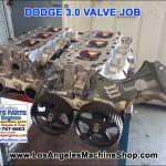 Dodge 3.0 valve job