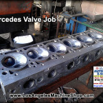 Mercedes cylinder head repair