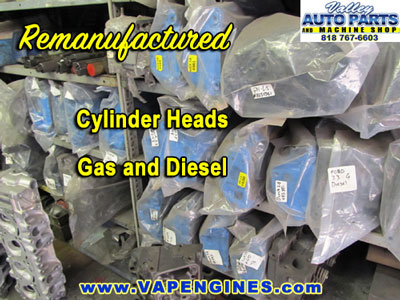 Remanufactured Cylinder Head Store
