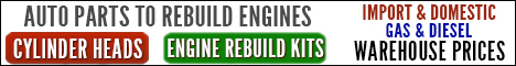 Wholesale engine rebuild kits
