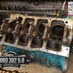 Ford 302 5.0 engine block