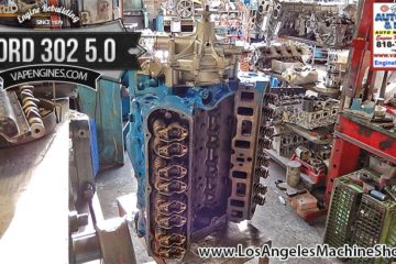 Ford 302 5.0 Remanufactured Engine