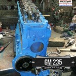 chevy gm 235 long block engine rebuild
