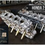 Honda 2.3 cylinder head repairs