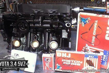 Toyota 3.4 5VZ Engine Rebuild