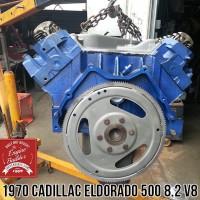 1970 Eldorado 500 8.2 engine