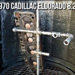 cadi 500 cylinder heads in hot tank