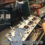 Cadillac Eldorado 8.2 valve job
