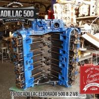 1970 Cadillac Eldorado 500 8.2 rebuilt engine