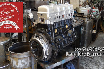 Toyota 20R 2.2 Remanufactured Engine