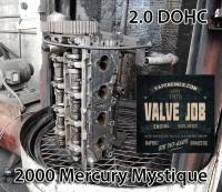 hot tank mercury cylinder head