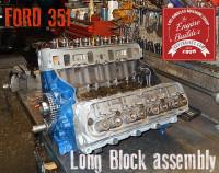Ford 351 rebuilt engine