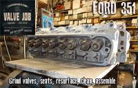 Ford 351 valve job