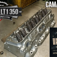 GM LT1 350 valve job