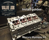install guides on mercury cylinder head