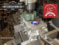resurface cylinder head 3g81