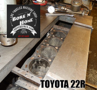 Just bored Toyota 22R