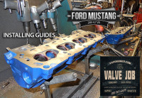 Ford 289 cylinder head work