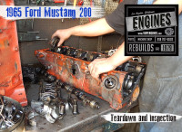 Ford 200 teardown