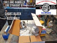 Pistons AMC Rambler 196 3.2
