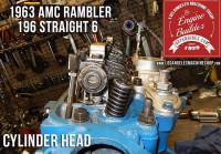 Rambler 196 I6 cylinder head