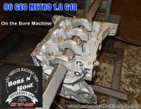 bore 96 Geo Metro engine block