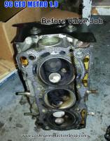 Before valve job-Geo Metro