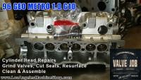 Valve job 3 cylinder Geo Metro