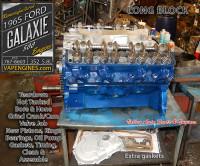 Reman rebuilt Ford Galaxie 500 5.8 352 V8