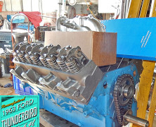 63′ Ford Thunderbird 390 6.4 Remanufactured Engine