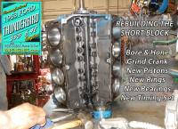 63 ford 390 Tbird short block rebuilt