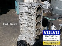 Hot tanked vovo S40 block