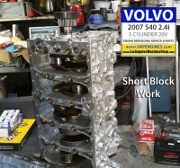 bottom end volvo s40 2.4