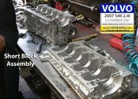 Install bearings Volvo s40