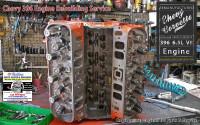 Chevy 396 engine rebuild shop