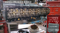 76 toyota land cruiser fj40 4.2 cylinder head
