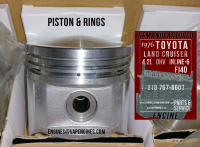 76 Toyota 4.2 piston