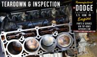 dodge 5.7 inspection