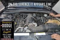 hemi engine inspection