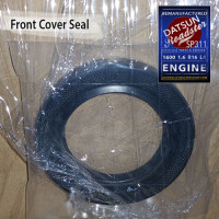 Datsun 1600 front cover seal