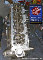 cylinder head on Datsun Roadster 1.6
