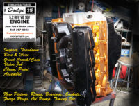remanufactured dodge 318 engine