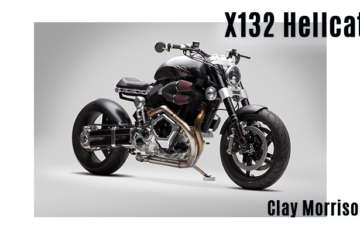 Confederate X132 Hellcat Motorcycle